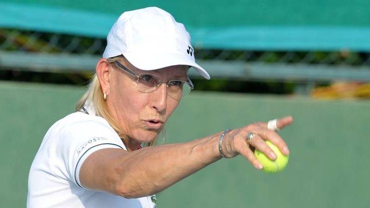 """Margaret Court lokt opnieuw verontwaardigde reacties uit met homofobe uitspraken. """"In het tennis barst het van de lesbiennes"""", zegt de 74-jarige tennislegende."""