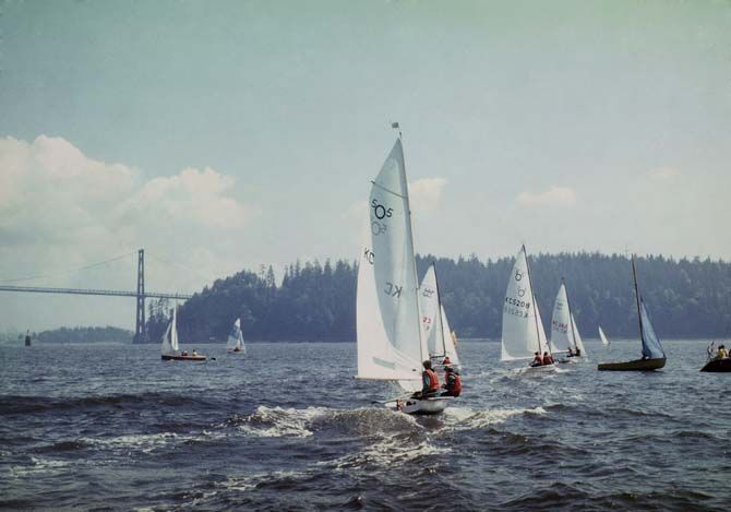 Image result for vancouver sailing club