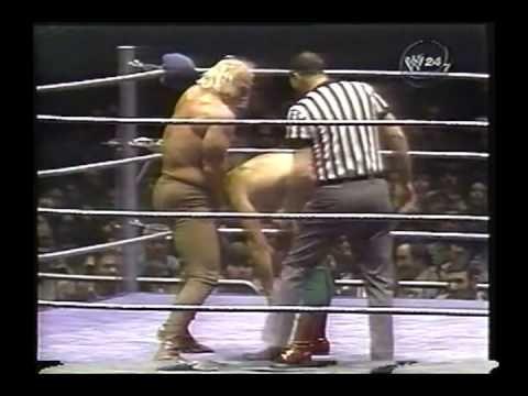 WWWF Title - Billy Graham (C) vs Mil Mascaras - December 19, 1977 Madison Square Garden, New York