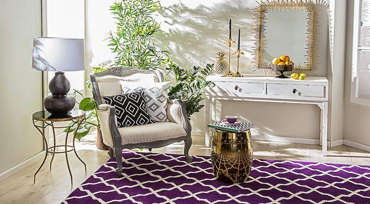 Stylowe dywany   Meble i akcesoria wybrane przez stylistki Westwing