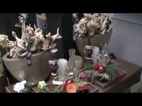 Kerststuk groot.AVI - YouTube