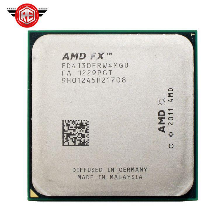 AMD FX-Series FX 4130 3.8 GHz FD4130FRW4MGU CPU Processor Socket AM3+