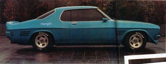 OG L Holden HQ Emu | Concept prototype