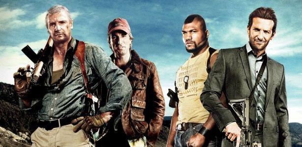 Resenhando: Esquadrão Classe A / The A Team (2010)