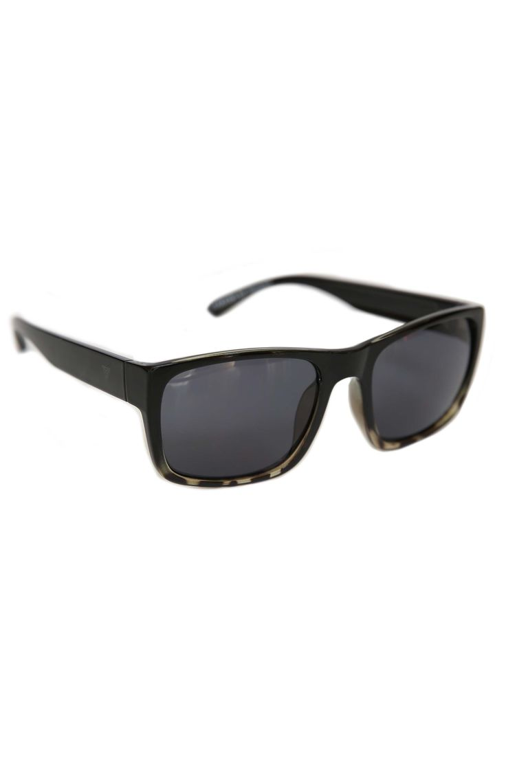 The stylish guy. Take cover from the sun with a pair of Tortoise Shell Sherbourne Sunglasses. $59.99 from Barkers.