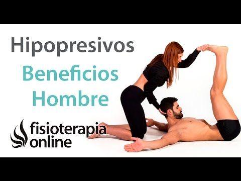 Low pressure fitness beneficios para el hombre. (hipopresivos) - YouTube
