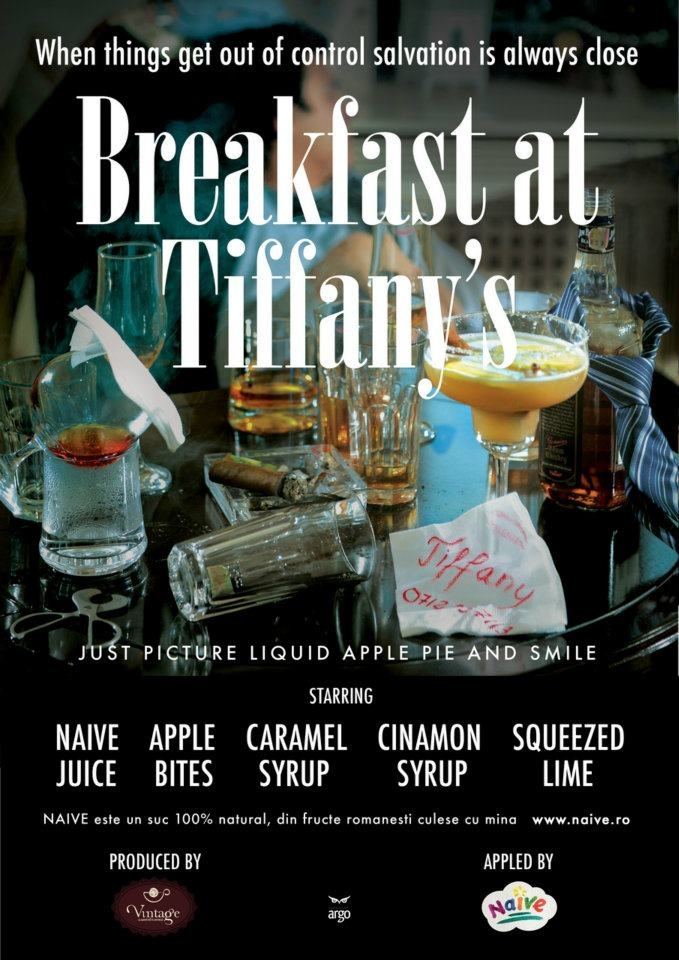 Breakfast at Tiffany's - Vintage Garden and Lounge