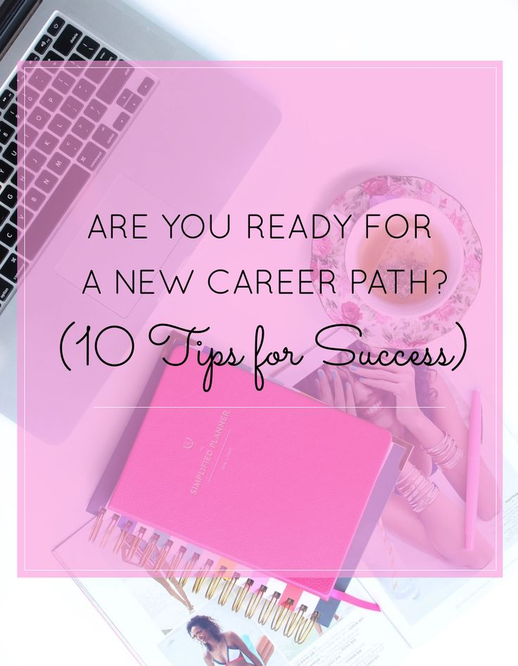 Are You Ready for a New Career Path? 10 Tips for Success. Click through to get inspired. #gradadvice #ad