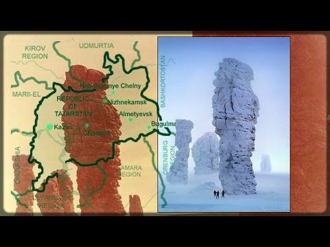 (14) Komi republic Russia Siberia the standing giants - YouTube
