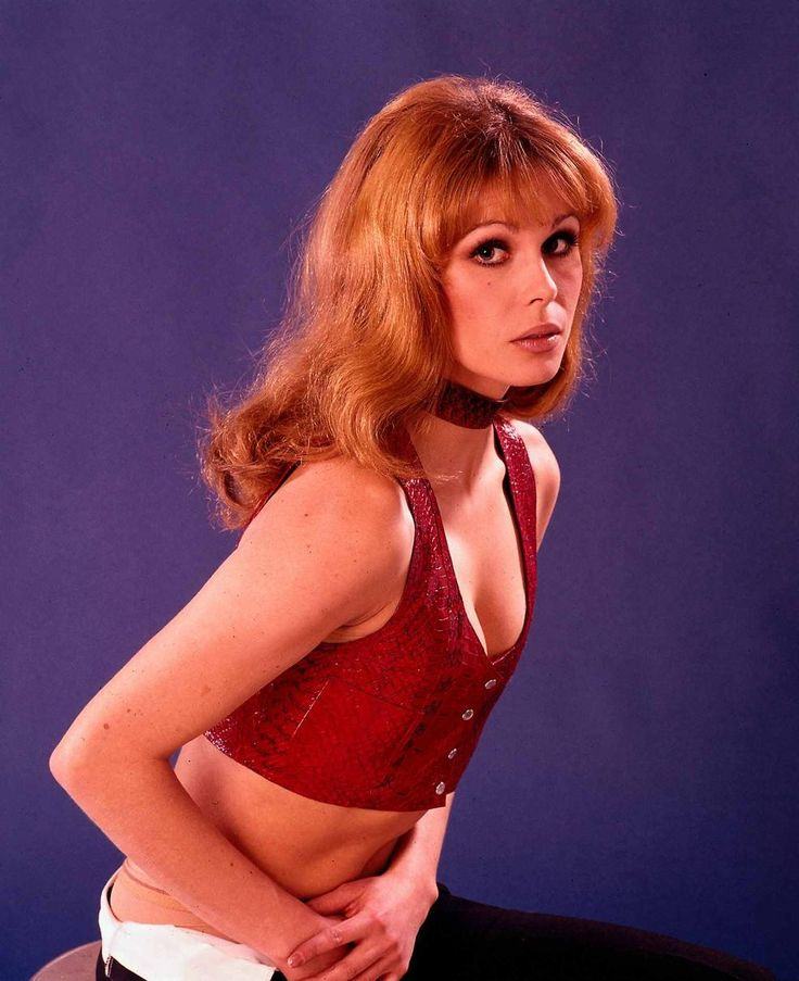 Bond Girl - Joanna Lumley - James Bond 007 -  On Her Majesty's Secret Service 1969