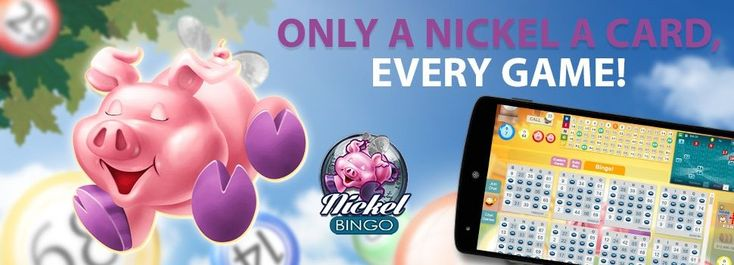 Play every day at BingoSpirit in Nickel room to #win fantastic cash #prizes between 1:00PM EST and 9:00PM EST. Prizes go from $25 to $2,500 Coverall.  #internetbingosites #win