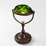 "Tiffany Studios ""Scarab"" Desk Lamp"
