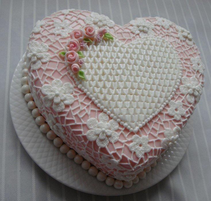 Smocking cake - Cake by Nadia