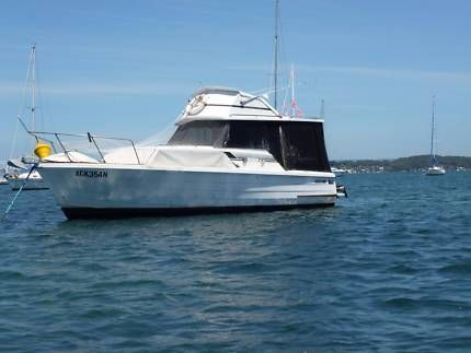 Mariner 26 Flybridge Cruiser | Motorboats & Powerboats | Gumtree Australia Newcastle Area - Kotara | 1097265026