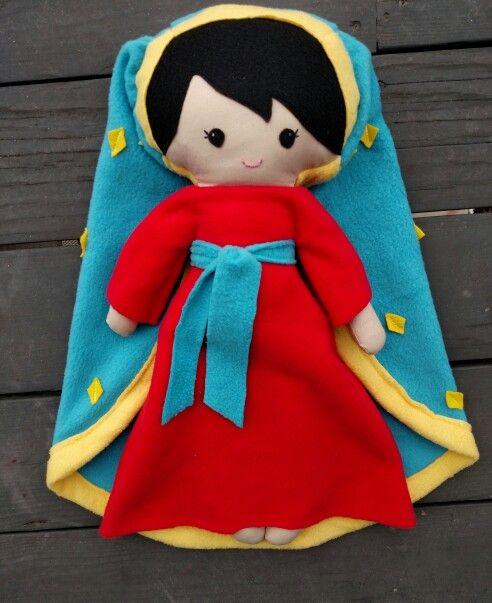 Our Lady Guadalupe, Catholic Saint, Catholic Toy, Catholic Gift https://www.etsy.com/shop/TheLittleRoseShop