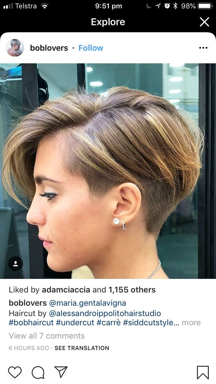 Love this cut and color!  #color