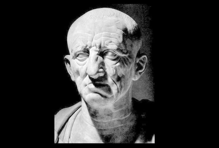 Intellectual Takeout (Cato the Elder) The Men Who Changed Rome: 6 of the Roman Republic's Most Important Figures