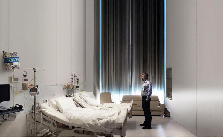 Николь Кидман и Коллин Фаррелл разыгрывают греческую трагедию в коридорах больницы