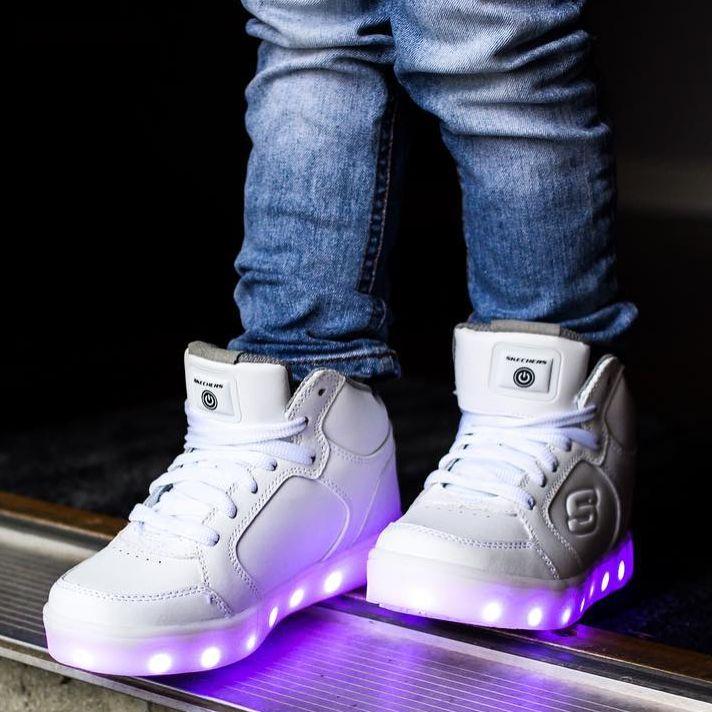 S Lights Energy Lights New Beginnings Skechers Kids