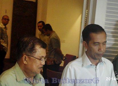 #PresidenJokowi dan Wapres Jusuf Kalla - 2