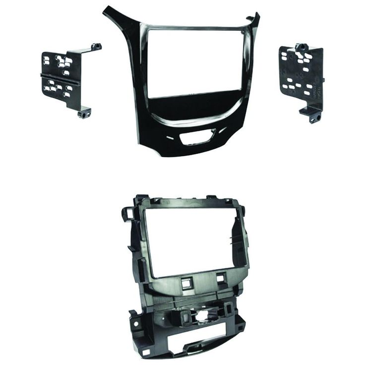 Metra Iso Double-din Installation Kit Chevrolet Cruze 2016 & Up