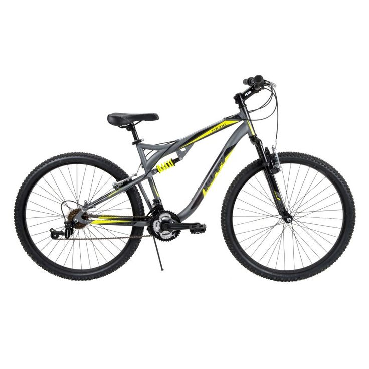 Huffy 27.5 in. Tocoa Mens Dual Suspension Mountain Bike - 26925
