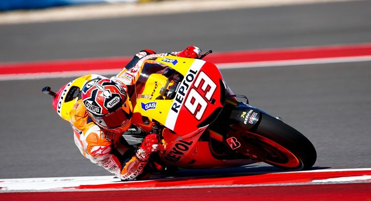 MotoGP Marc Marquez Wallpaper 2014
