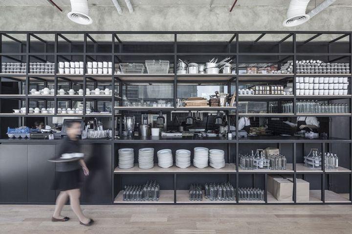 No57 Boutique Café by Anarchitect, Abu Dhabi – UAE
