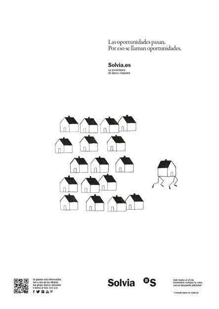 Solvia, la inmobiliaria de confianza del Banco Sabadell