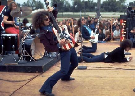 """The MC5. """"KICK OUT THE JAMS, MOTHERFUCKERS..."""" cue the best riff in history"""
