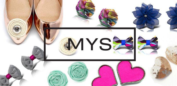 MYS Shoe Accessories www.mysfashion.com