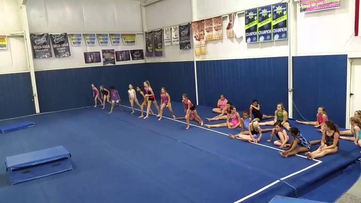 The COLOR Game (Gymnastics/Fitness/Kids)