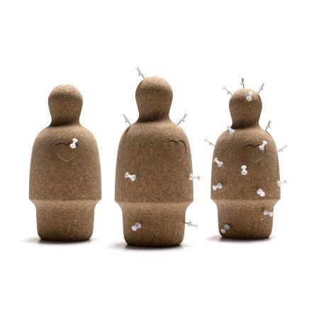 Cork pin board, eco gift, green gift,