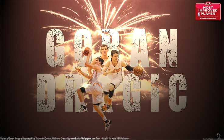 New wallpaper of Goran Dragic , 2014 NBA Most Improved Player of The Year. Full size can be downloaded at - http://www.basketwallpapers.com/Slovenia/Goran-Dragic/  Also don't forget 2014 NBA Playoffs Bracket wallpaper is updated daily at - http://www.basketwallpapers.com