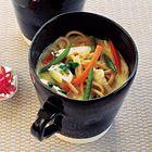Een heerlijk recept: Thaise kippensoep van Tana Ramsay ook voor kids