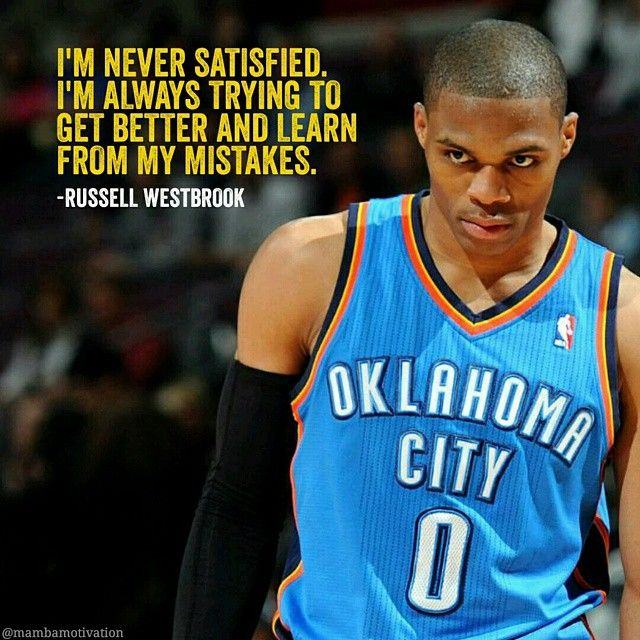 Kobe Bryant Quotes Wallpaper Hd Russell Westbrook Quote Quotes Pinterest Russell