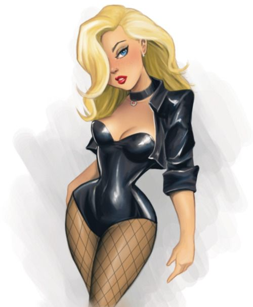 Black Canary - Bruce Timm