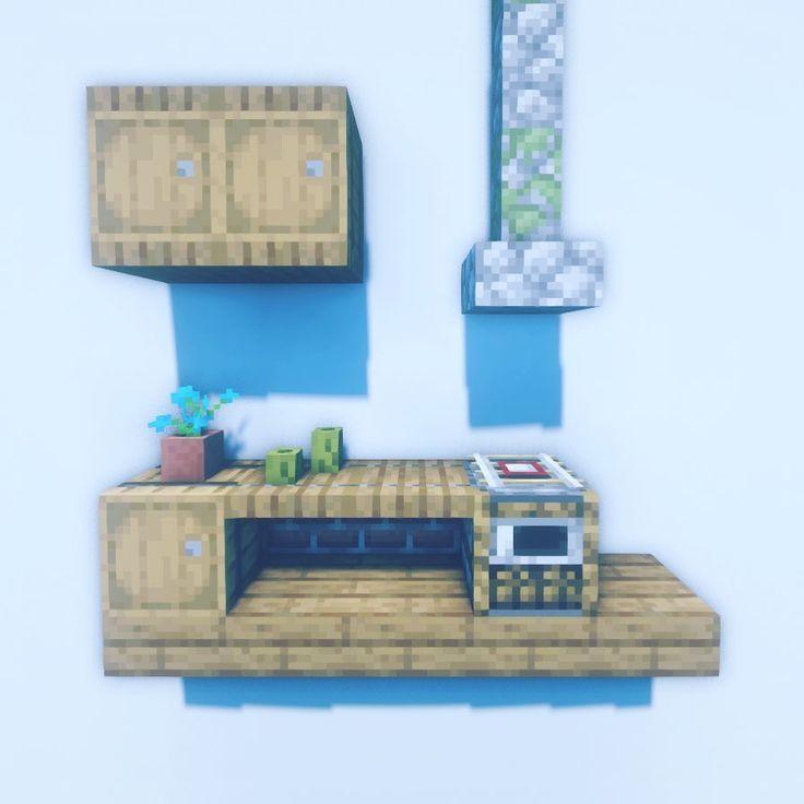 Kleines Küchendesign! Vergiss nicht, über Buildteam-Namen in meiner Geschichte… – Otakime