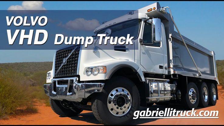 Gabrielli Truck Sales >> New 2019 Volvo VHD TRI-AXLE Dump Truck For Sale | Dump trucks, Dump trucks for sale, Trucks for sale
