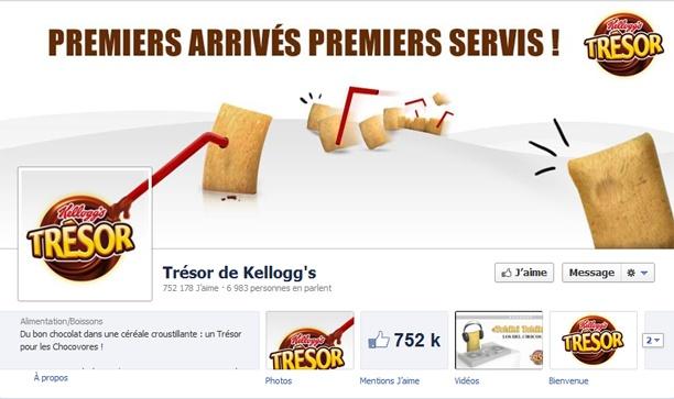 Trésor de Kellog's