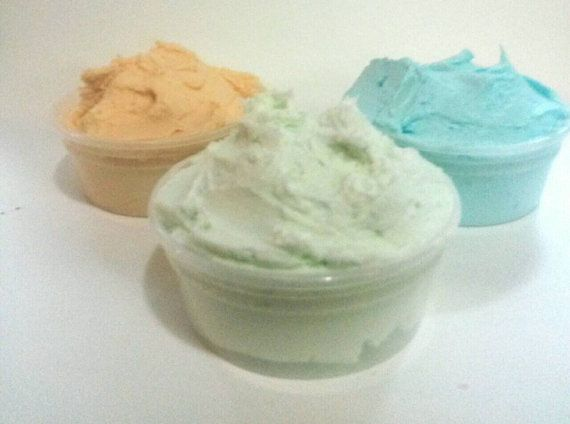 Whipped Scented Shea by KedahNaturals on Etsy