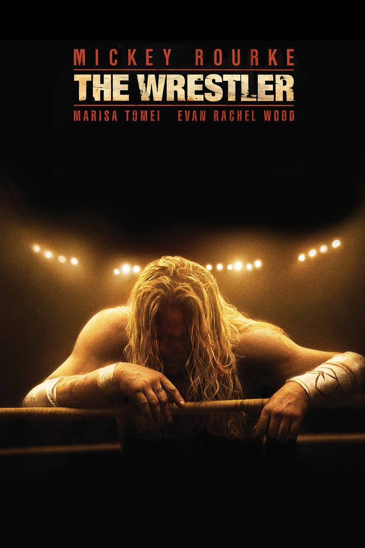The Wrestler and Rourks best performance I wish he really did come out on wwe RAM JAM RAM JAM RAM JAM