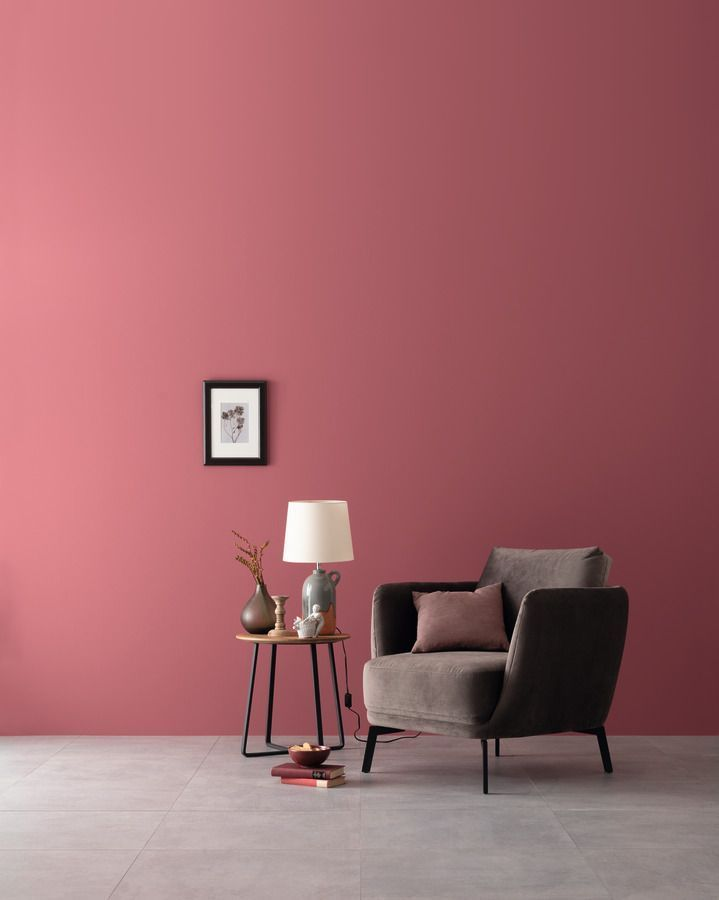 Englisches Rosenrot Schoner Wohnen Farbe Schonerwohnen Englisches Rosenrot Schoner Wohnen Farbe Cozy Bedroom Home Home Decor