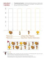 Great way for young math students to get comfortable with graphing - using pictographs!