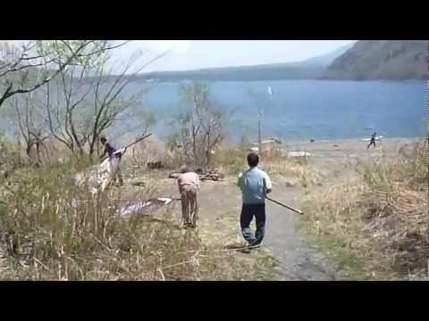 2012ー04ー28本栖湖その3