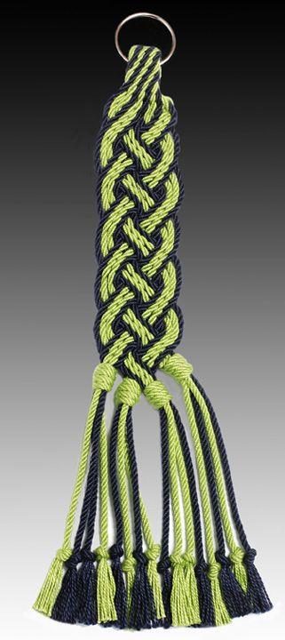 Ply-Split Four-Strand Celtic Braid Kit | Linda Hendrickson