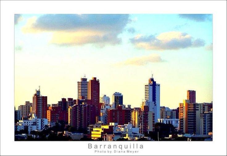 Barranquilla en Atlántico