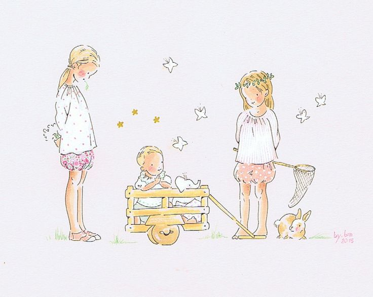 illustrations | by • bm
