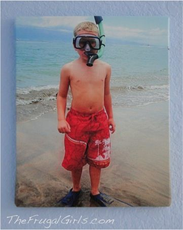 FREE 8×10 Photo Canvas plus s/h *OR* $35 off Any Photo Canvas with FREE Shipping!