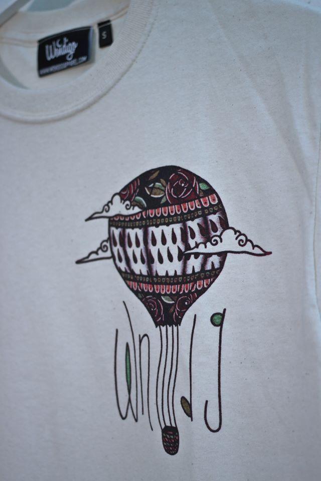 WENDIGO APPAREL Hot Air Balloon T-shirt
